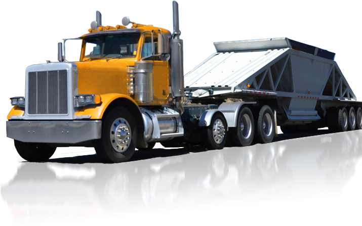 Conveyabull manages road material & gravel hauls nationwide.