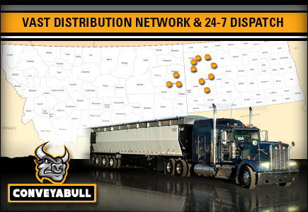 Vast Distribution Network